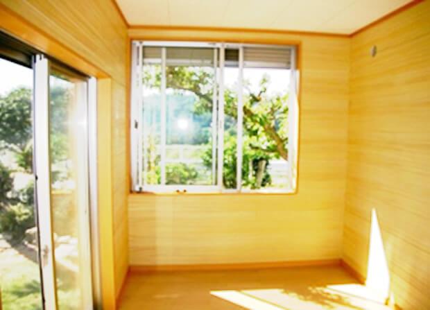増築した趣味の部屋