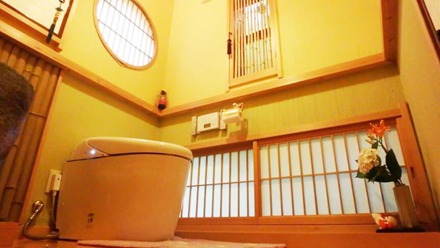 トイレの便器交換工事